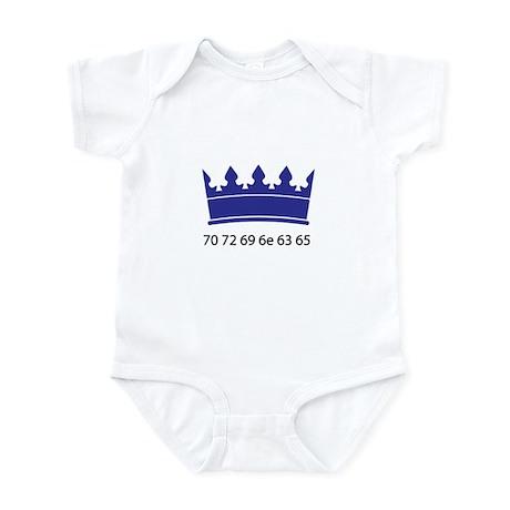 Prince in HEX Infant Bodysuit