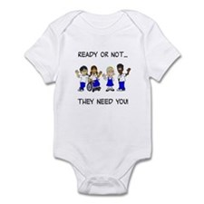 Unique Kids Infant Bodysuit