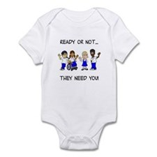 Funny Kids Infant Bodysuit