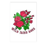 Wild Irish Rose Postcards (Package of 8)