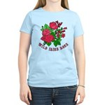 Wild Irish Rose Women's Light T-Shirt
