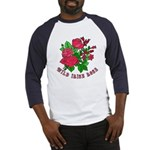Wild Irish Rose Baseball Jersey