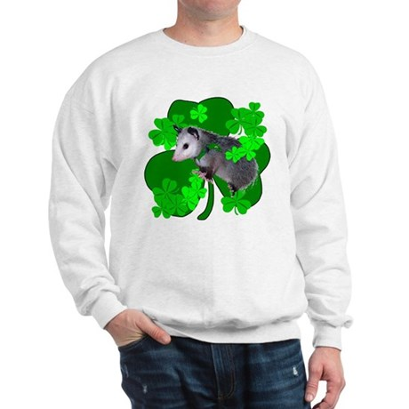 Lucky Irish Possum Sweatshirt