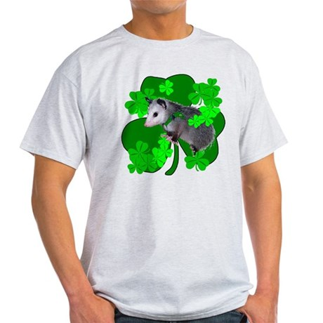 Lucky Irish Possum Light T-Shirt
