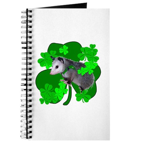 Lucky Irish Possum Journal