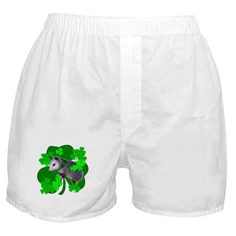 Lucky Irish Possum Boxer Shorts