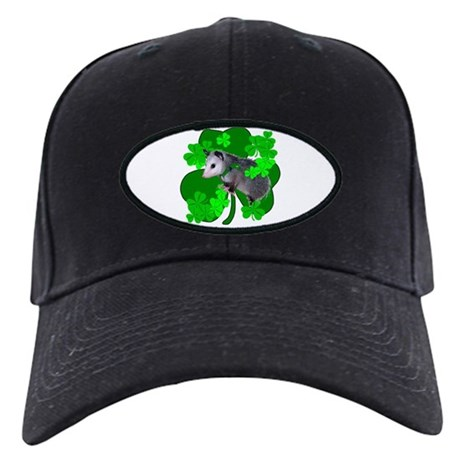 Lucky Irish Possum Black Cap