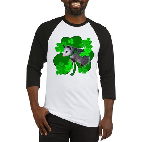 Lucky Irish Possum Baseball Jersey