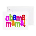 Obama Mama Greeting Cards (Pk of 10)