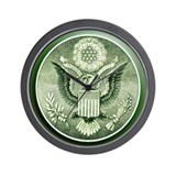 The Great Seal - Eagle Wall Clock