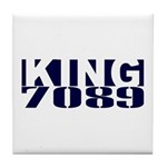 KING Tile Coaster