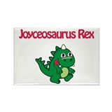 Joyceosaurus Rex Rectangle Magnet (10 pack)