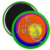 """This Little Light of Mine"" 2.25"" Magnet (100 pk)"