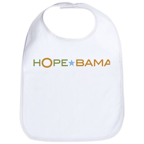 Hope-Bama Bib