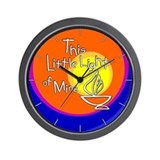 &quot;This Little Light of Mine&quot; Wall Clock