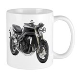 Triumph Speed Triple Black #2 Small Mug