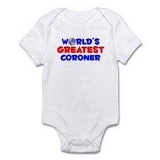World's Greatest Coroner (A) Infant Bodysuit
