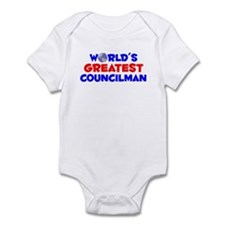 World's Greatest Counc.. (A) Infant Bodysuit