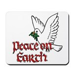 Peace on Earth Mousepad