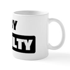 COBY is guilty Mug