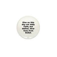 Huxley quote Mini Button (100 pack)