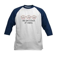 Big Brother of Triplets Tee