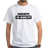 CHASITY is guilty Shirt