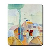 Market in Tunis Mousepad