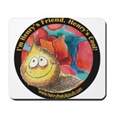 Henry's Friends - The Tulips Mousepad