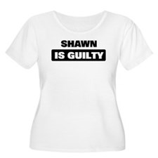 SHAWN is guilty T-Shirt