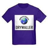 World's Coolest DRYWALLER T