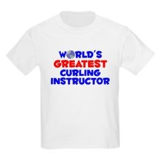 World's Greatest Curli.. (A) T-Shirt