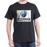 World's Coolest DOORMAN T-Shirt