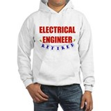 Retired Electrical Engineer Jumper Hoody