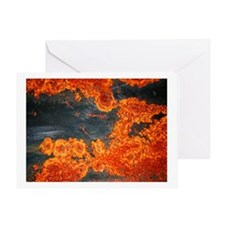 Topological Rust<br> Greeting Card