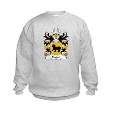 Hagar (Sir David, lord of the Hygar) Sweatshirt