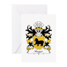 Hagar (Sir David, lord of the Hygar) Greeting Card