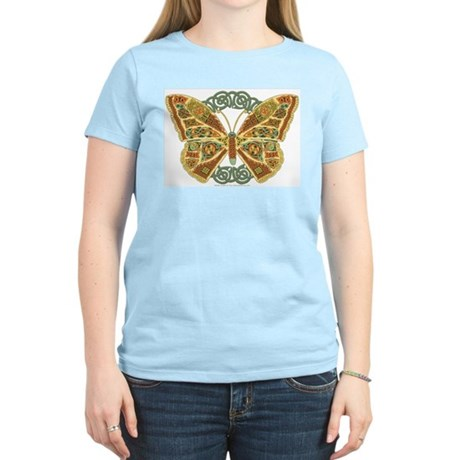 Celtic Butterfly Women's Light T-Shirt
