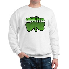 Idaho Shamrock Sweatshirt