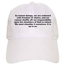 Unique Endowment Baseball Cap