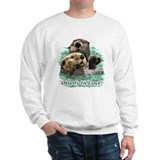 Otterly In Love  Sweatshirt