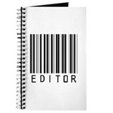 Editor Bar Code Journal