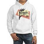 Princess Hooded Sweatshirt
