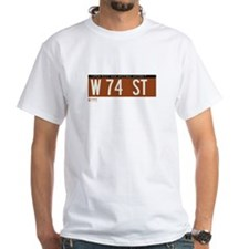 74th Street in NY Shirt