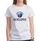 World's Coolest DEVELOPER Tee