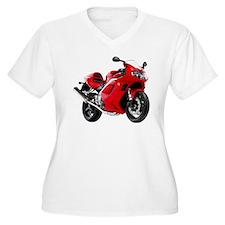 Triumph Daytona 955 Red #3 T-Shirt