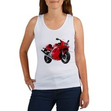 Triumph Daytona 955 Red #3 Women's Tank Top