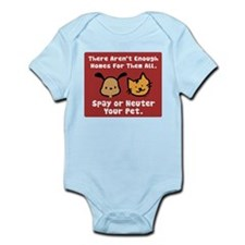Too Few Homes Spay & Neuter Infant Bodysuit