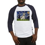 Starry / Fox Terrier (W) Baseball Jersey