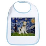 Starry / Fox Terrier (W) Bib